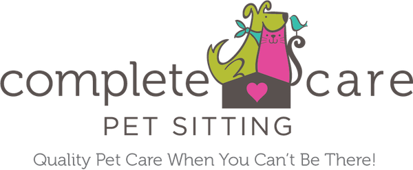 complete pet care pet sitting